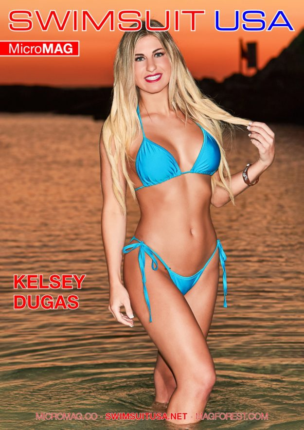 Swimsuit Usa Micromag – Kelsey Dugas – Issue 2