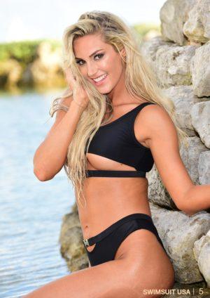 Swimsuit Usa Micromag – Lara Mitton – Issue 4