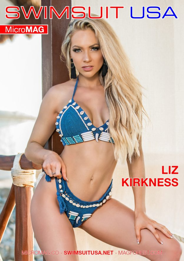 Swimsuit Usa Micromag – Liz Kirkness – Issue 1