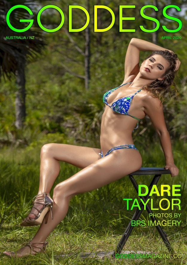 Goddess Magazine – April 2020 – Dare Taylor