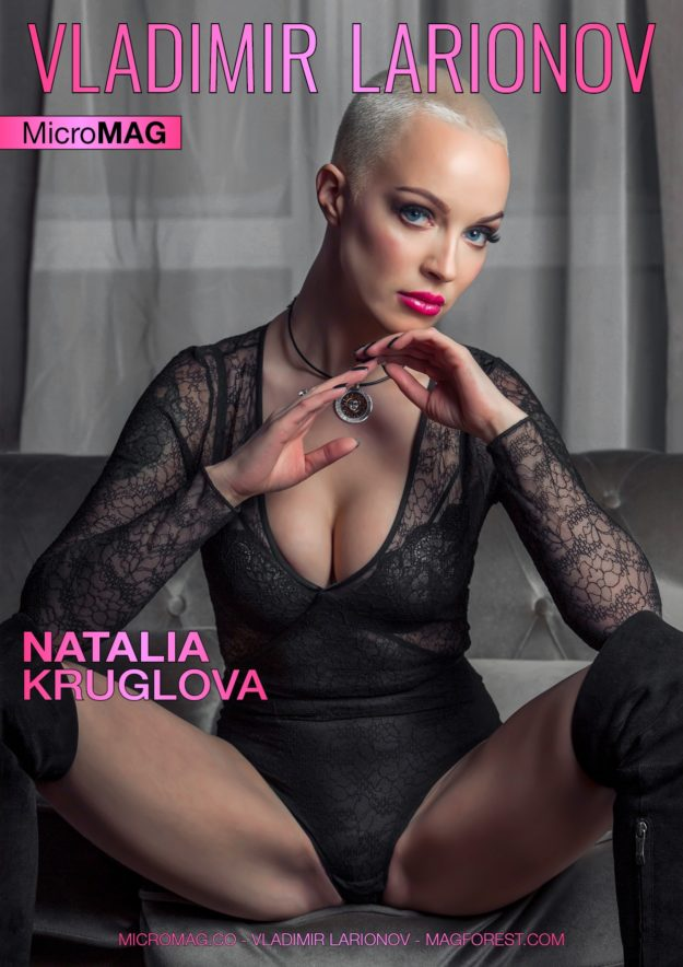 Vladimir Larionov Micromag – Natalia Kruglova