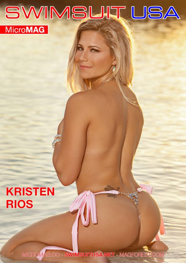 Swimsuit Usa Micromag – Kristen Rios – Issue 2
