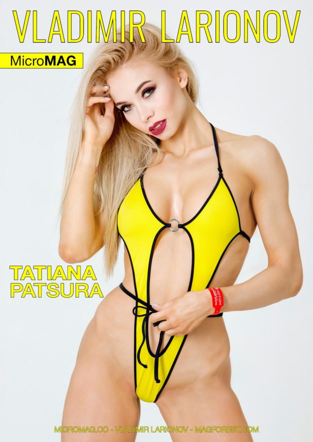 Vladimir Larionov Micromag – Tatiana Patsura – Issue 1