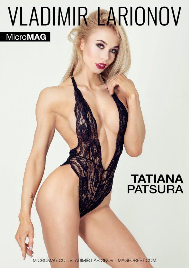 Vladimir Larionov Micromag – Tatiana Patsura – Issue 2