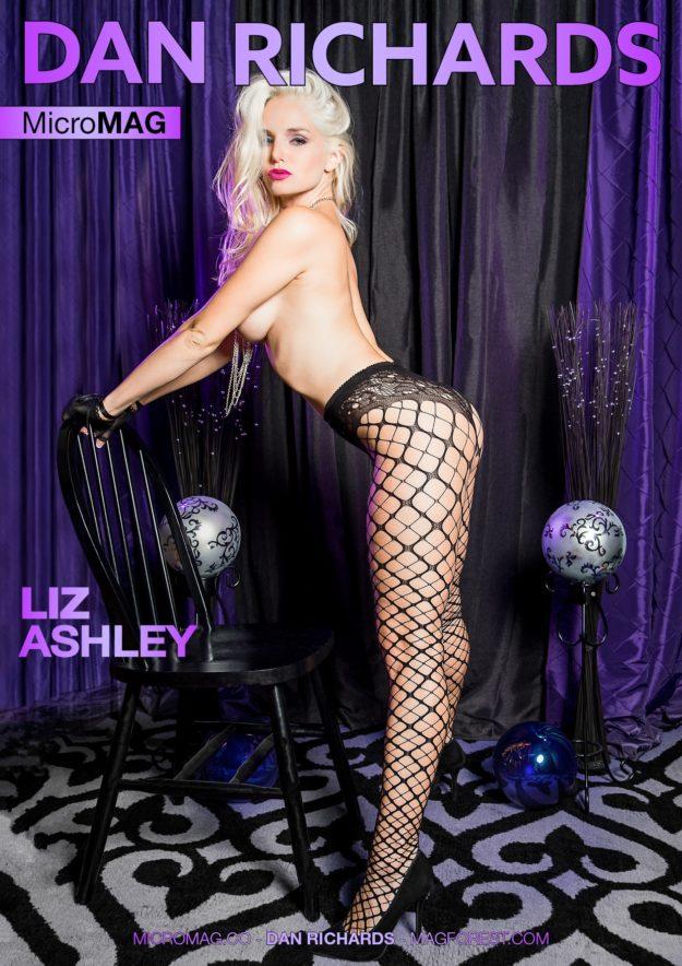Dan Richards Micromag – Liz Ashley – Issue 16