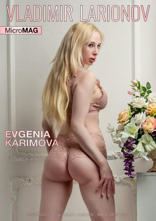 Vladimir Larionov Micromag – Evgenia Karimova