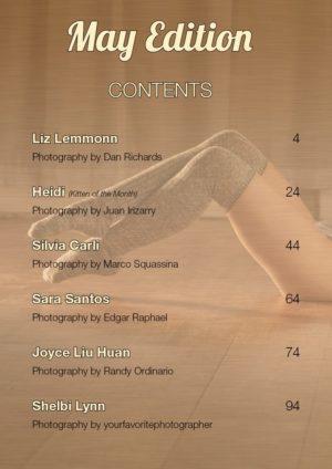 Vanquish Magazine – May 2020 – Heidi