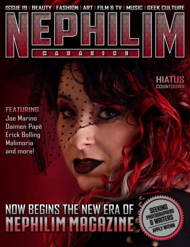 Nephilim Magazine – Issue 19