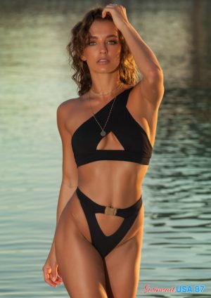 Swimsuit Usa Magazine – Issue 21 – Aubrey Knox