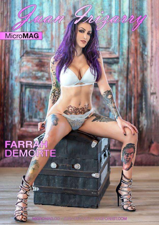 Juan Irizarry Micromag – Farrah Demorte