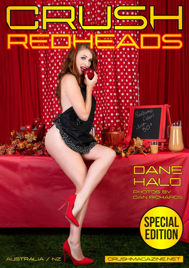 Crush Redheads – June 2020 – Dane Halo