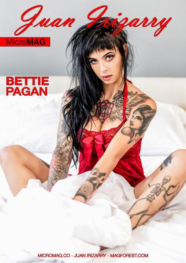 Juan Irizarry Micromag – Bettie Pagan – Issue 2
