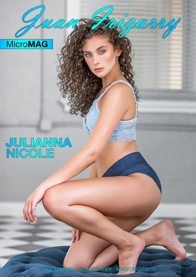 Juan Irizarry Micromag – Julianna Nicole – Issue 2