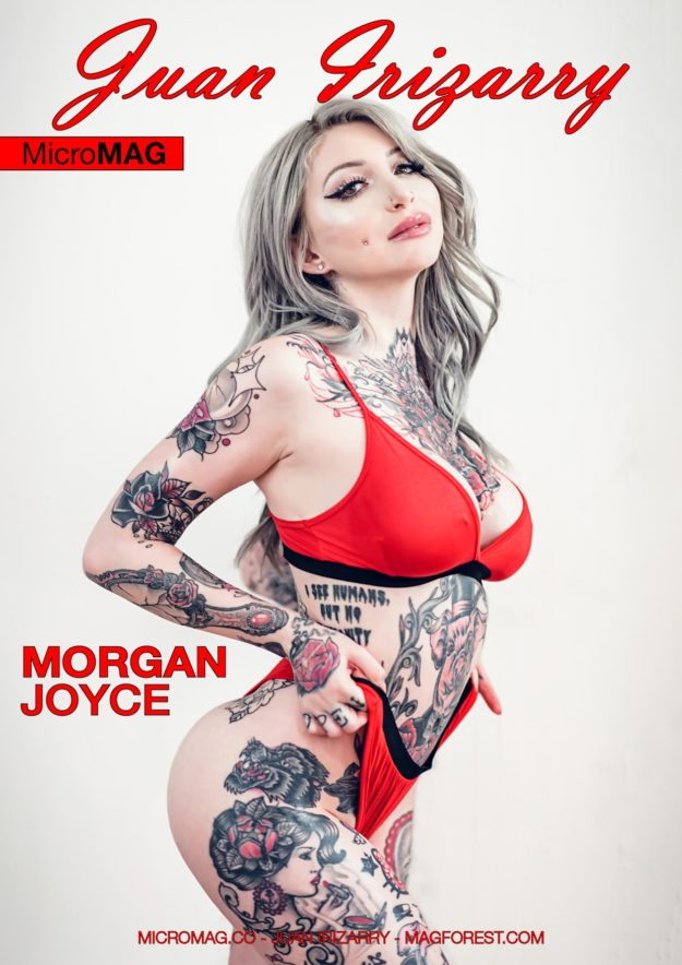 Juan Irizarry Micromag – Morgan Joyce – Issue 2