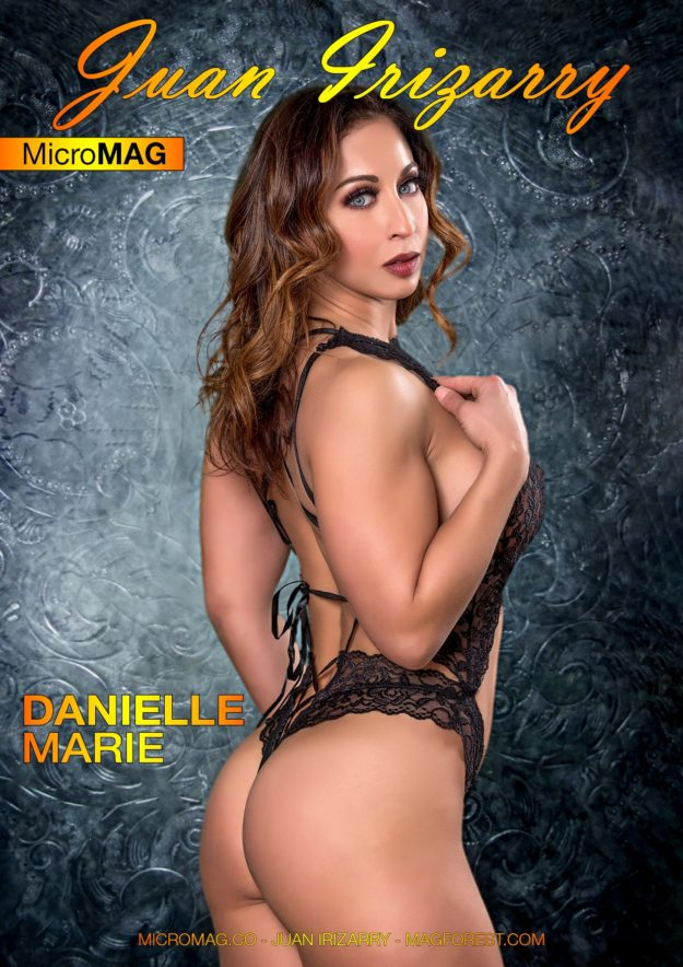 Juan Irizarry Micromag – Danielle Marie – Issue 3