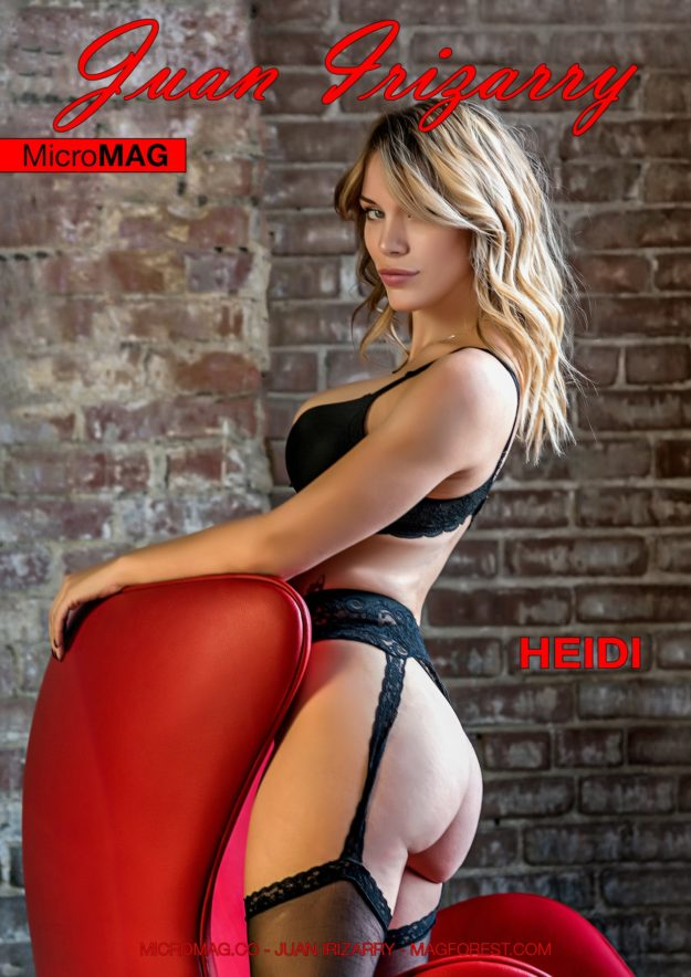 Juan Irizarry Micromag – Heidi – Issue 2
