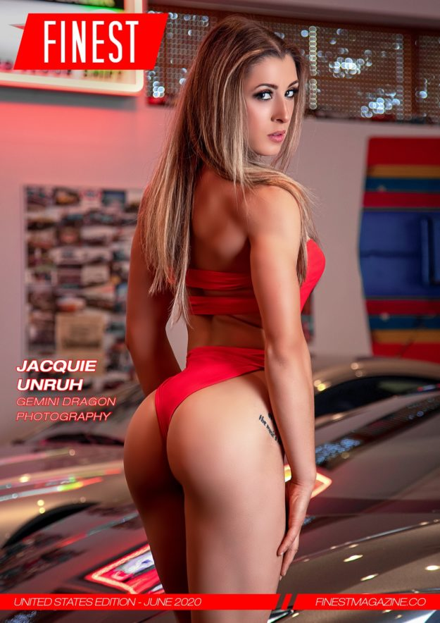 Finest Magazine – June 2020 – Jacquie Unruh