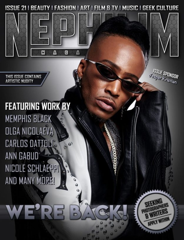 Nephilim Magazine – Issue 21 (cov. 1)