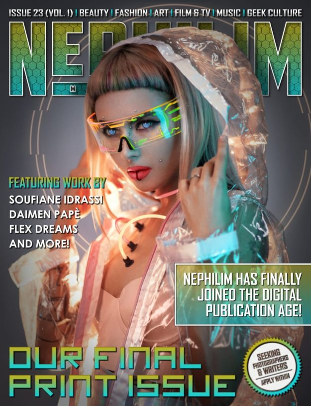 Nephilim Magazine – Issue 23 (cov. 1)