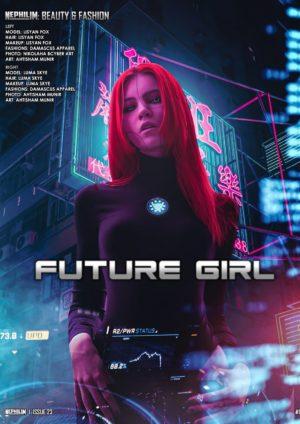Nephilim Magazine – Issue 23 (cov. 1)