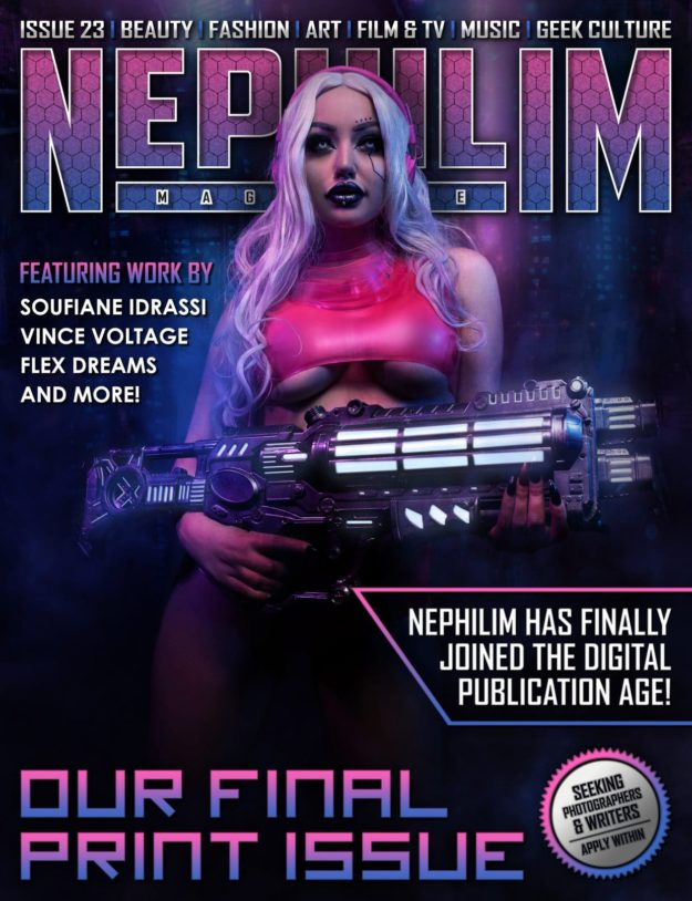 Nephilim Magazine – Issue 23 (cov. 2)