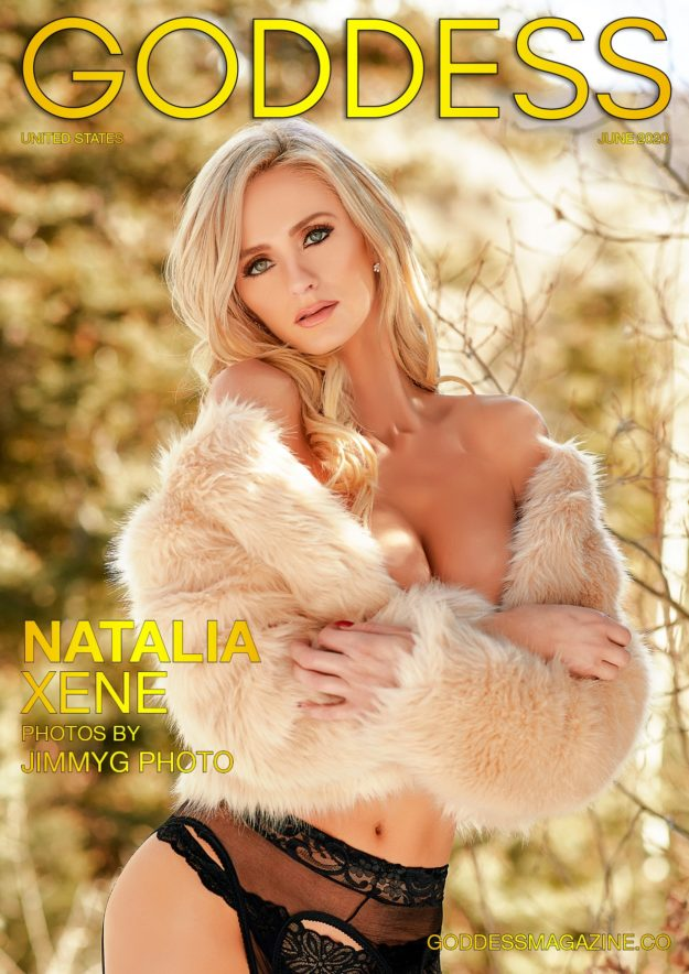 Goddess Magazine – June 2020 – Natalia Xene