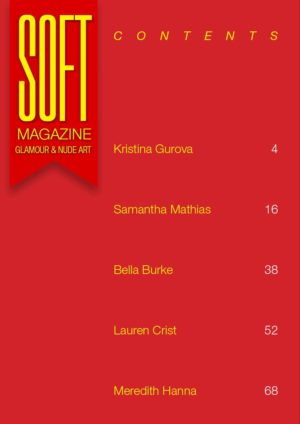 Soft Magazine – July 2020 – Meredith Hanna