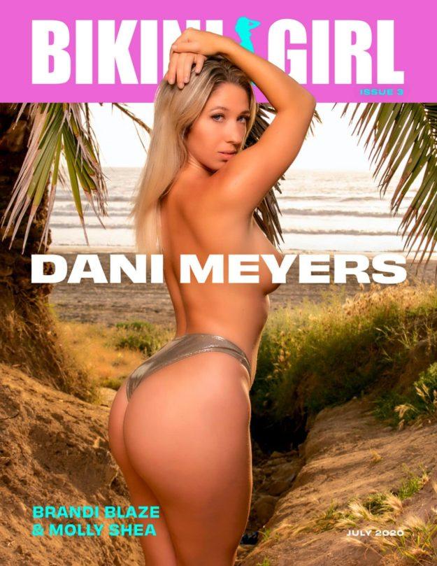 Bikini Girl – July 2020 – Dani Meyers