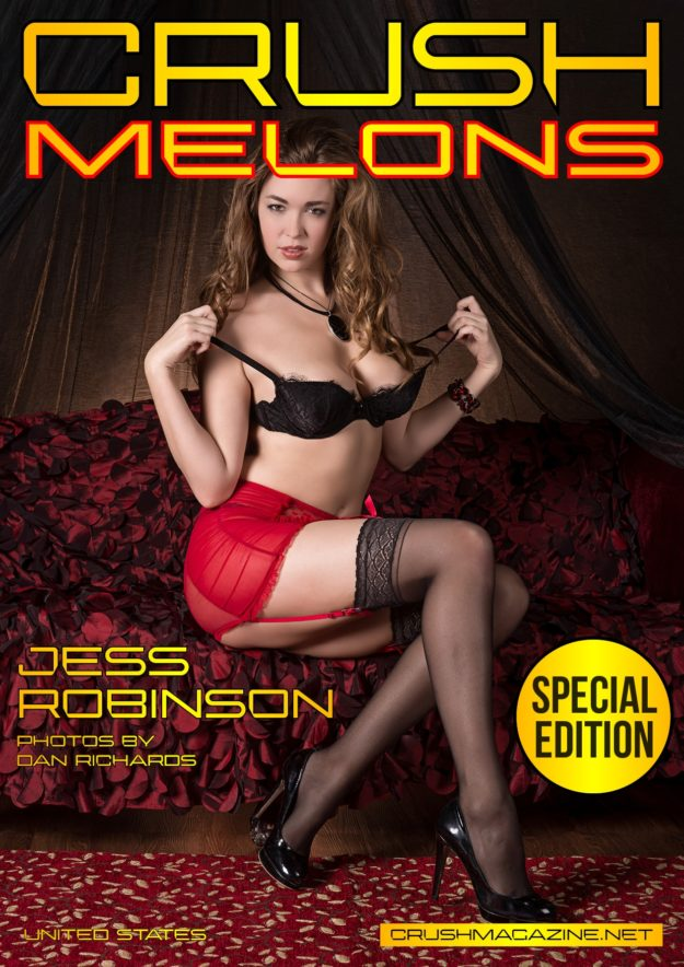 Crush Melons – July 2020 – Jess Robinson