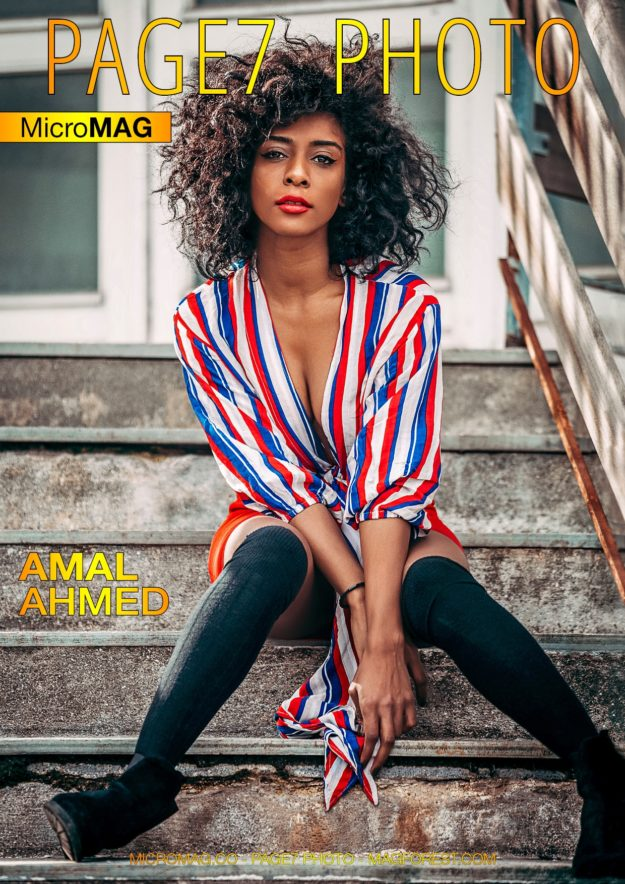 Page7 Photo Micromag – Amal Ahmed – Issue 2