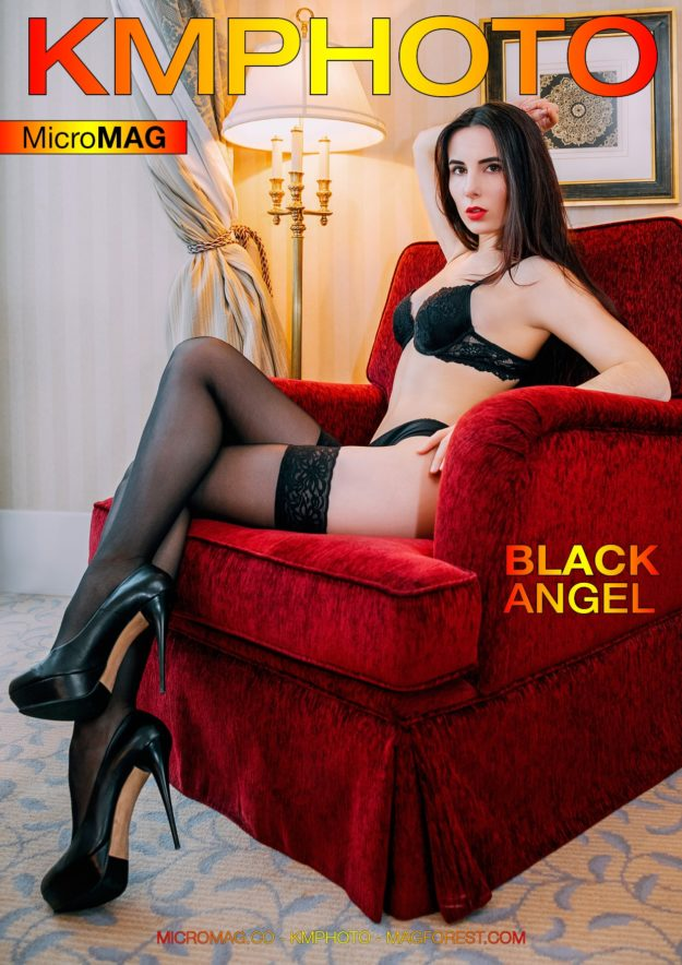 Kmphoto Micromag – Black Angel