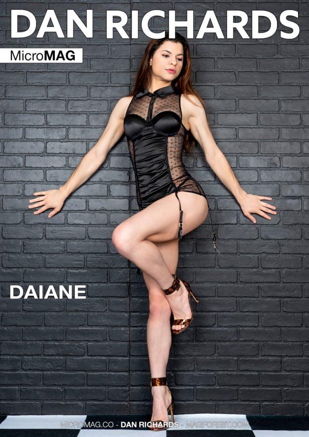 Dan Richards Micromag – Daiane – Issue 2