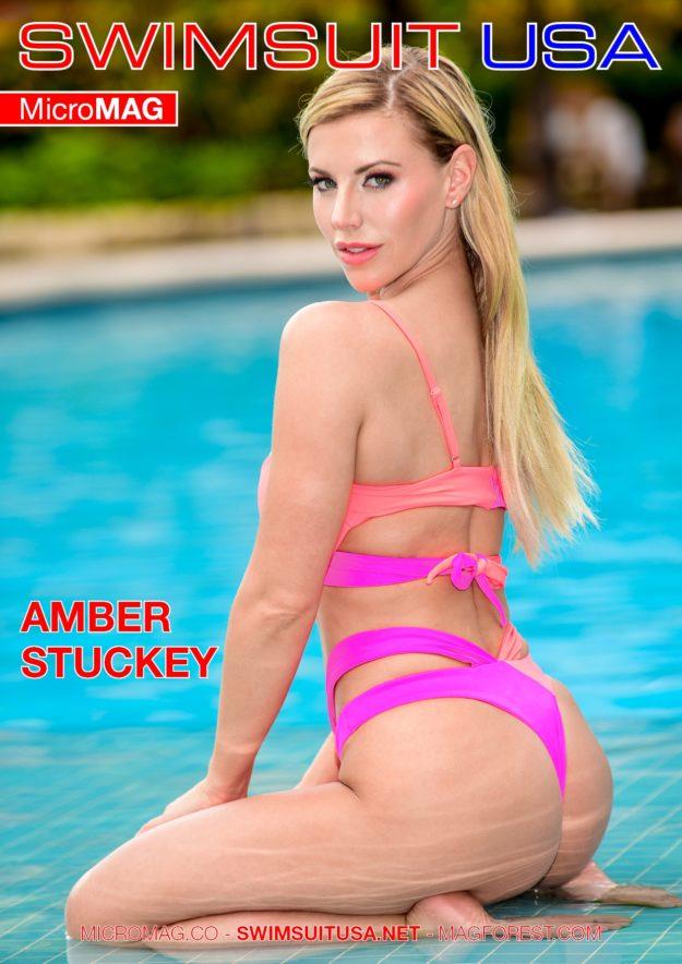 Swimsuit Usa Micromag – Amber Stuckey