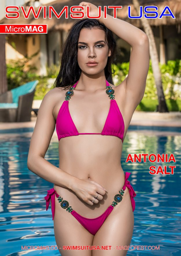 Swimsuit Usa Micromag – Antonia Salt