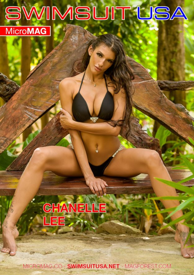 Swimsuit Usa Micromag – Chanelle Lee – Issue 4