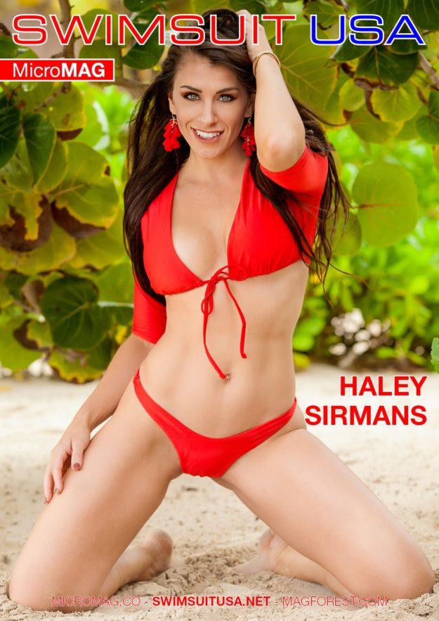 Swimsuit Usa Micromag – Haley Sirmans – Issue 3