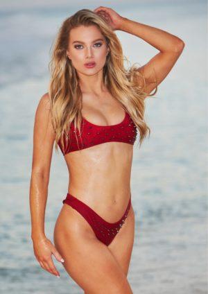 Swimsuit Usa Micromag – Jasmine Archer-jones