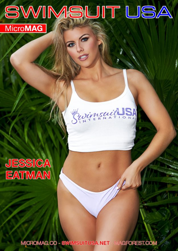 Swimsuit Usa Micromag – Jessica Eatman – Issue 6