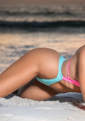 Swimsuit Usa Micromag – Kelsey Dugas – Issue 3