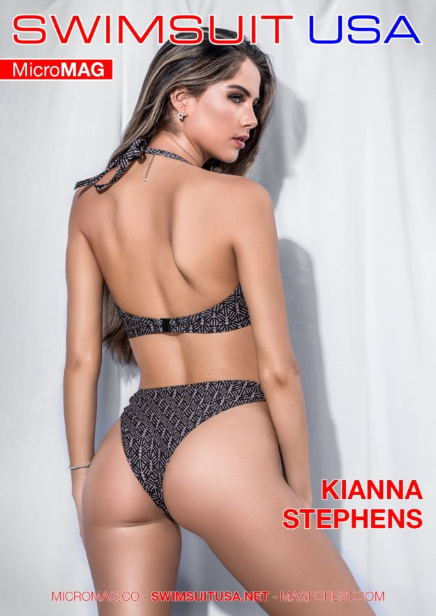 Swimsuit Usa Micromag – Kianna Stephens