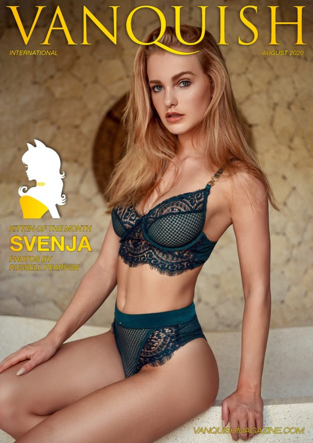 Vanquish Magazine – August 2020 – Svenja