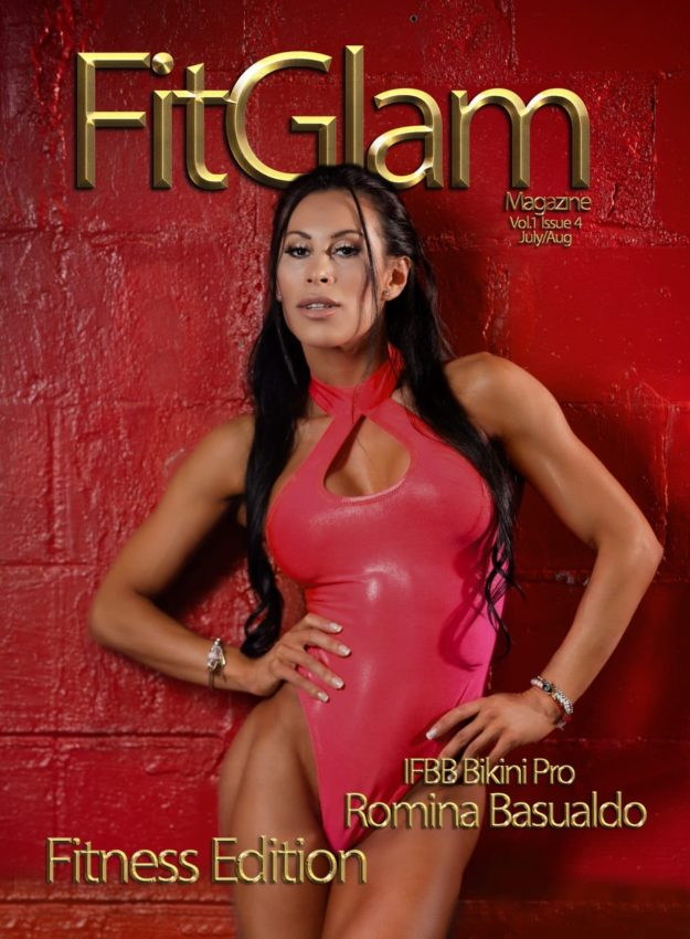 Fit Glam Magazine – August 2020 – Fitness Edition