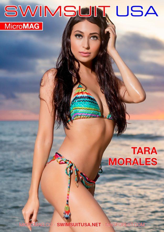 Swimsuit Usa Micromag – Tara Morales