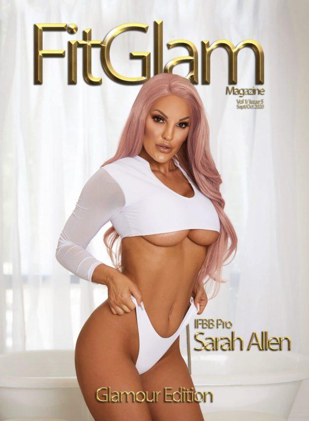 Fit Glam Magazine – September 2020 – Glamour Edition