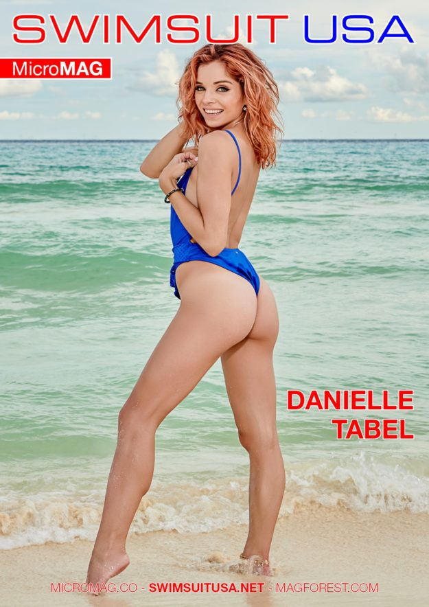 Swimsuit Usa Micromag – Danielle Tabel – Issue 2