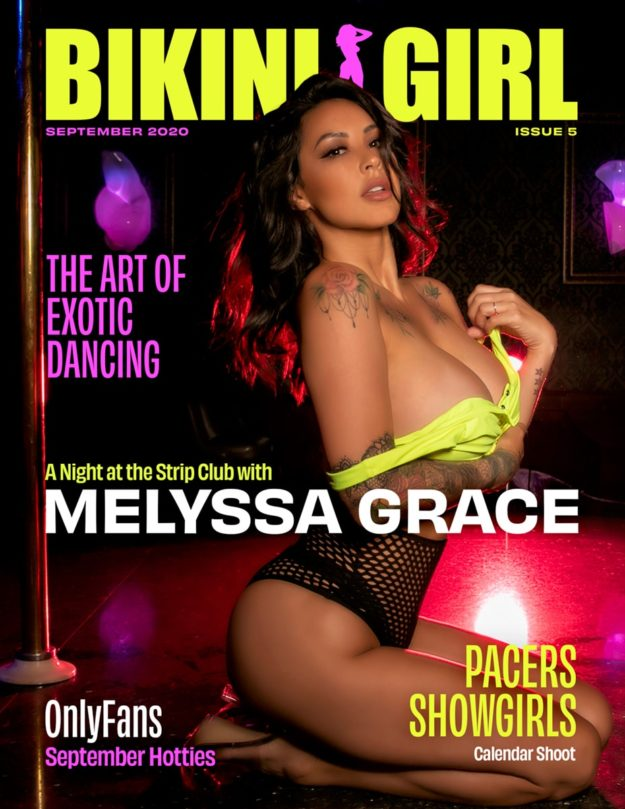 Bikini Girl – September 2020 – Melyssa Grace
