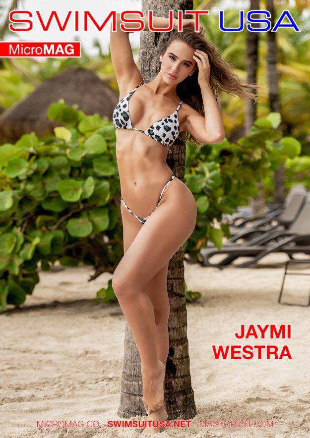 Swimsuit Usa Micromag – Jaymi Westra – Issue 2