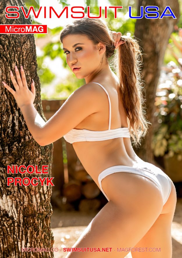 Swimsuit Usa Micromag – Nicole Procyk – Issue 2