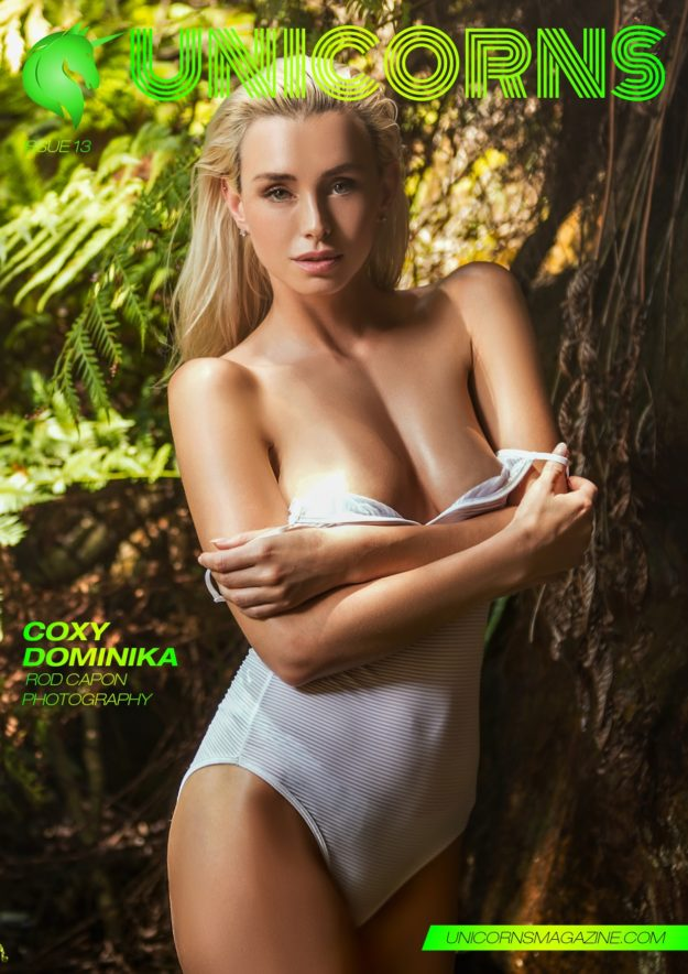 Unicorns Magazine – September 2020 – Coxy Dominika