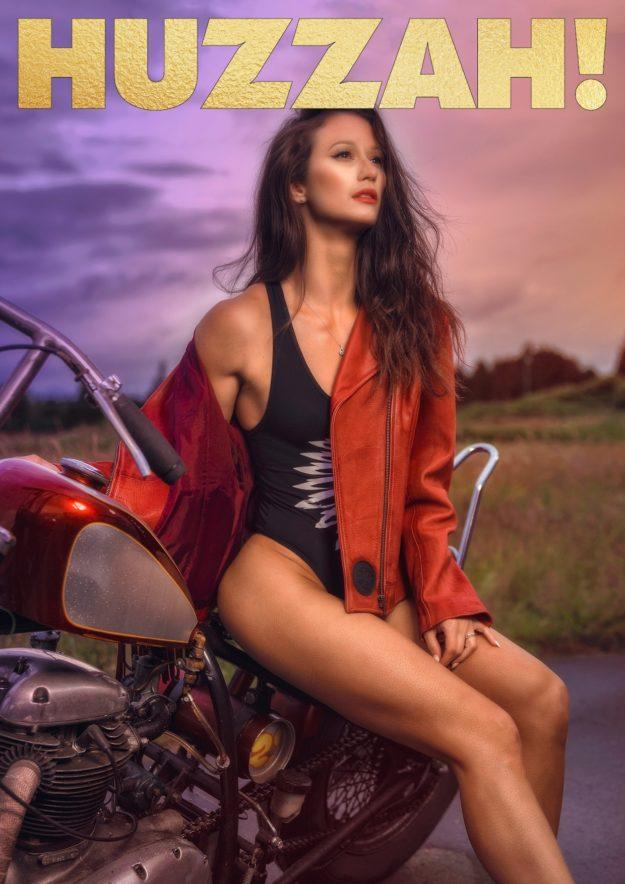 Huzzah! Magazine – September 2020 – Ashley Young